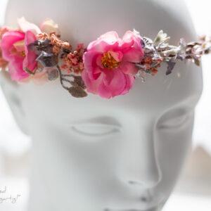 Jamila – Blumenkranz Haarschmuck-04