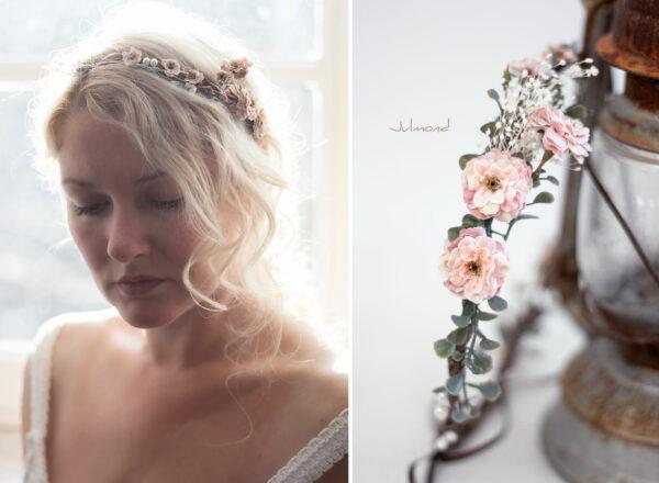 Jera Haarschmuck Hochzeit Haarkranz Blumen-10