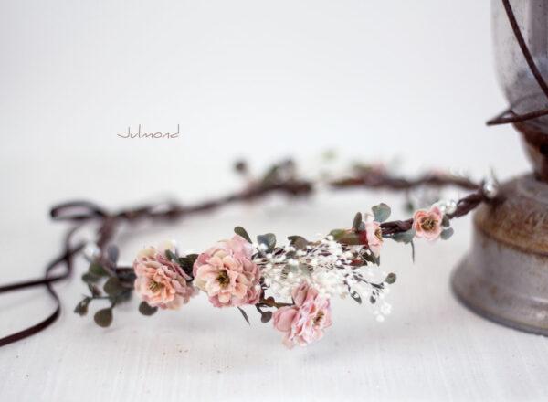 Jera Haarschmuck Hochzeit Haarkranz Blumen-11