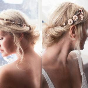 Jera Haarschmuck Hochzeit Haarkranz Blumen-14