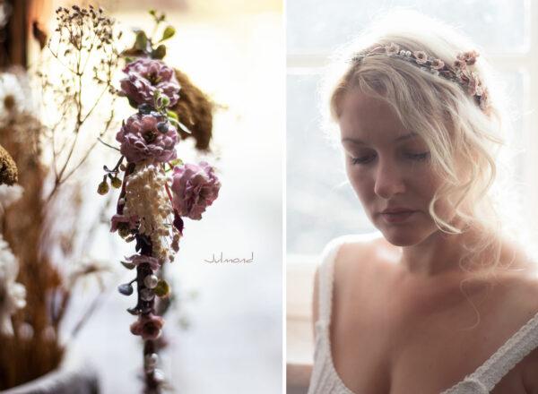Jera Haarschmuck Hochzeit Haarkranz Blumen-20