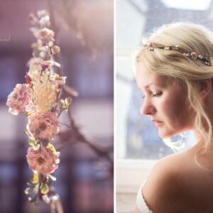 Jera Haarschmuck Hochzeit Haarkranz Blumen-21