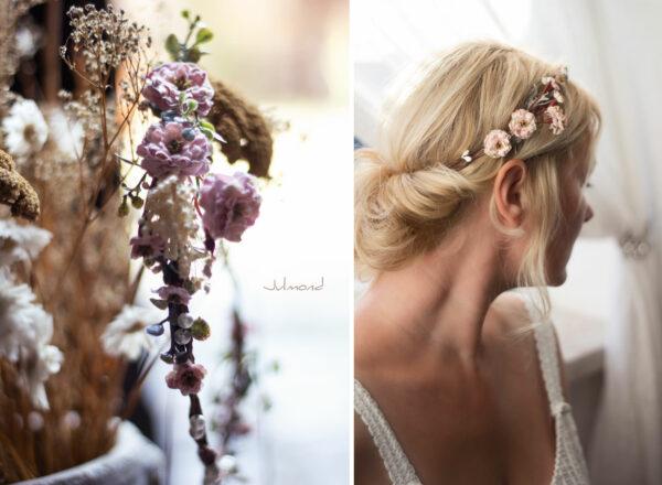Jera Haarschmuck Hochzeit Haarkranz Blumen-22