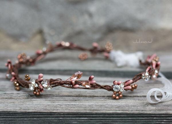 Jola Elven Crown Haarschmuck Rosegold-08