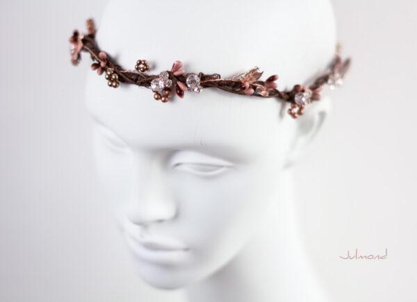 Jola Elven Crown Haarschmuck Rosegold-09