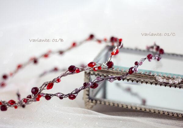 Juliet Haarschmuck Perlen Rot-01