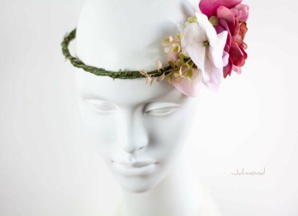 Kendra Haarband mit Blumen-04