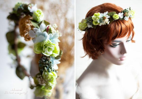 Kendra Haarband mit Blumen-05
