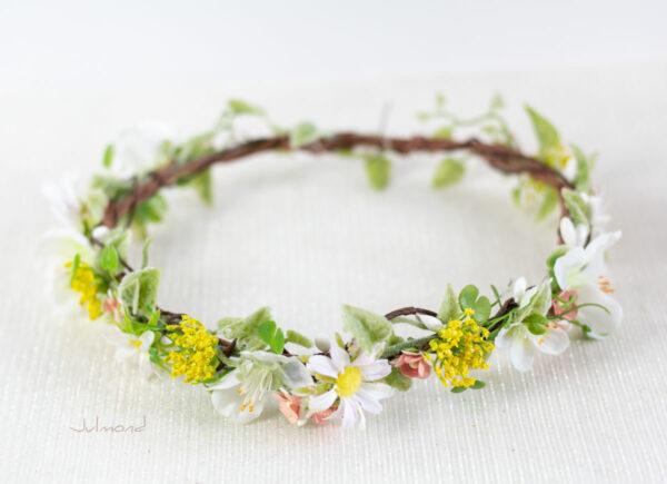 Kiowa Haarschmuck Braut Blumen-04