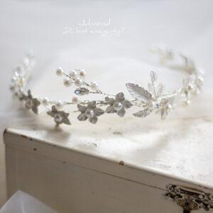 Ladina Haarschmuck Hochzeit Ivory-04
