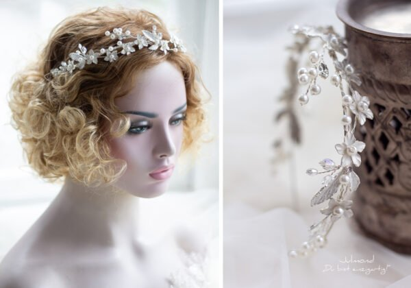 Ladina Haarschmuck Hochzeit Ivory-08