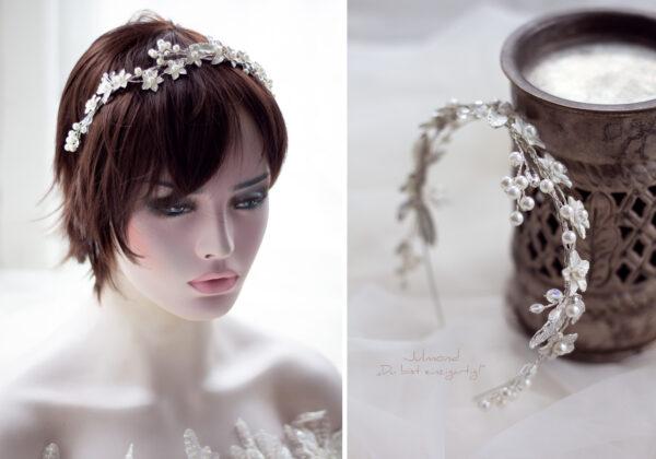 Ladina Haarschmuck Hochzeit Ivory-09