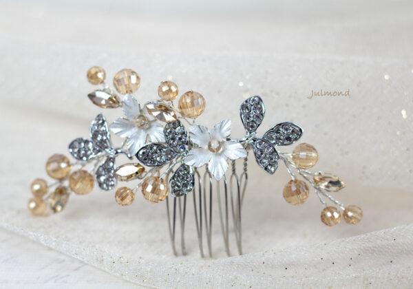 Lanea Haarschmuck Hochzeit Perlen-09