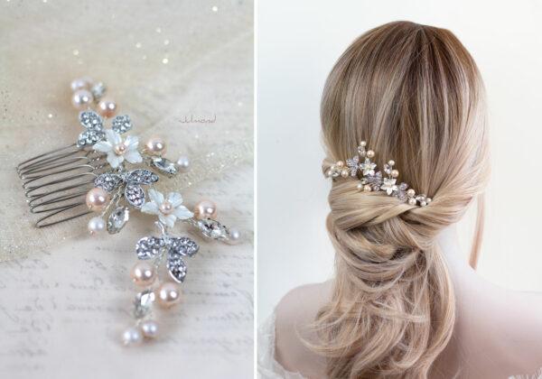 Lanea Haarschmuck Hochzeit Perlen-11