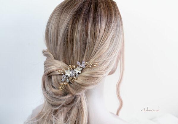 Lanea Haarschmuck Hochzeit Perlen-12