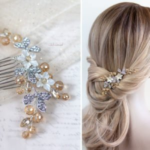 Lanea Haarschmuck Hochzeit Perlen-13