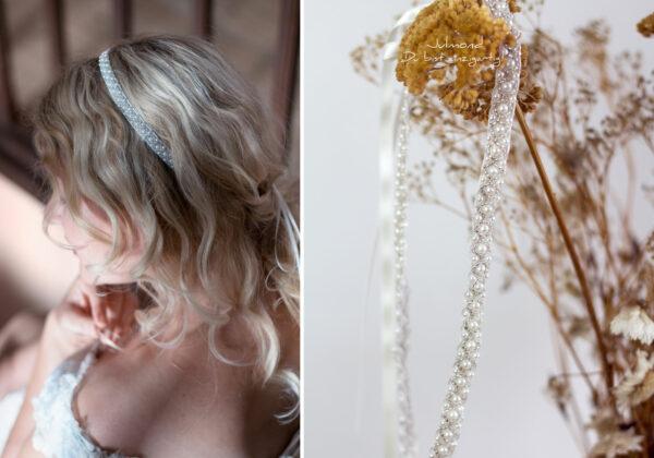 LaPerla Haarband Braut Perlen Hochzeit-21
