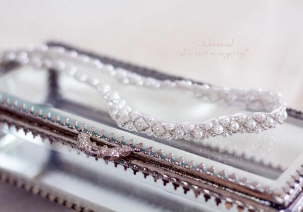 LaPerla Haarband Braut Perlen Hochzeit-22