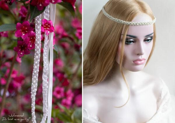LaPerla Haarband Braut Perlen Hochzeit-26