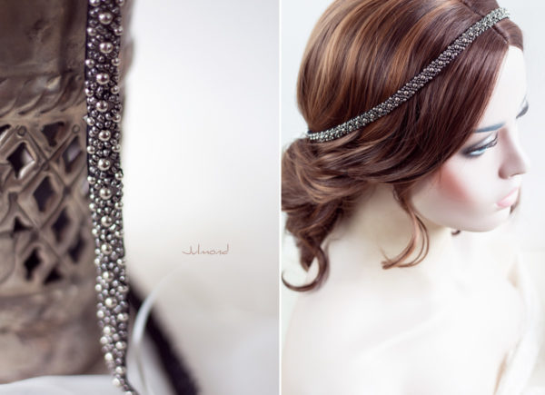 LaPerla III Braut Haarband Fascinator-07