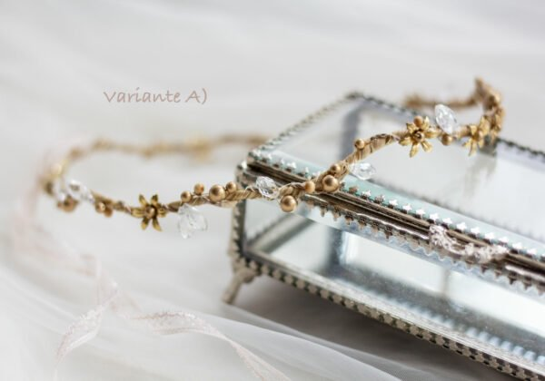 Leandra Haarschmuck Braut Gold-02