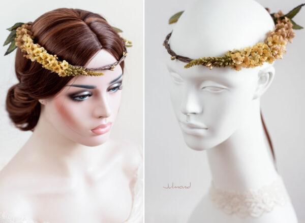 Lenai Haarband Blumenkranz Blumen Oktoberfest-02