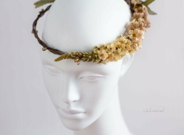 Lenai Haarband Blumenkranz Blumen Oktoberfest-03