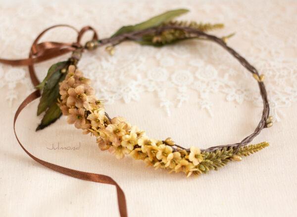 Lenai Haarband Blumenkranz Blumen Oktoberfest-04