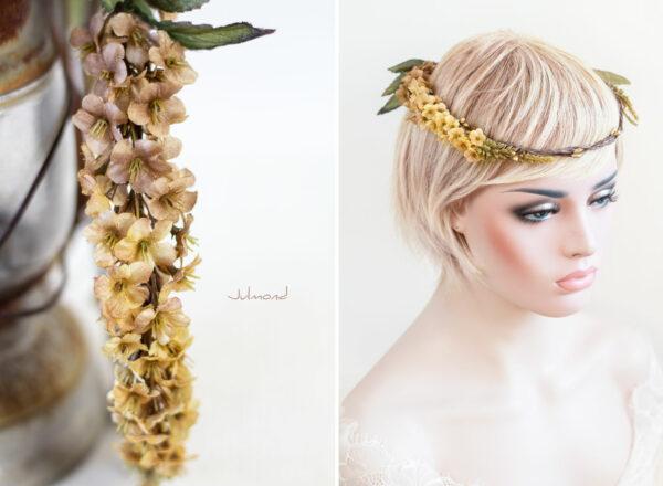 Lenai Haarband Blumenkranz Blumen Oktoberfest-05