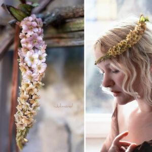Lenai Haarband Blumenkranz Blumen Oktoberfest-06
