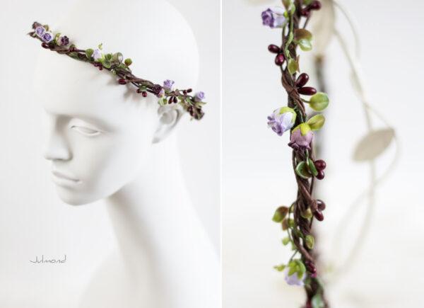 Lenia Haarscmuck Hochzeit Haarband Blumen-02