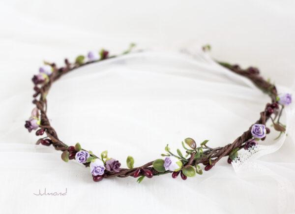 Lenia Haarscmuck Hochzeit Haarband Blumen-03