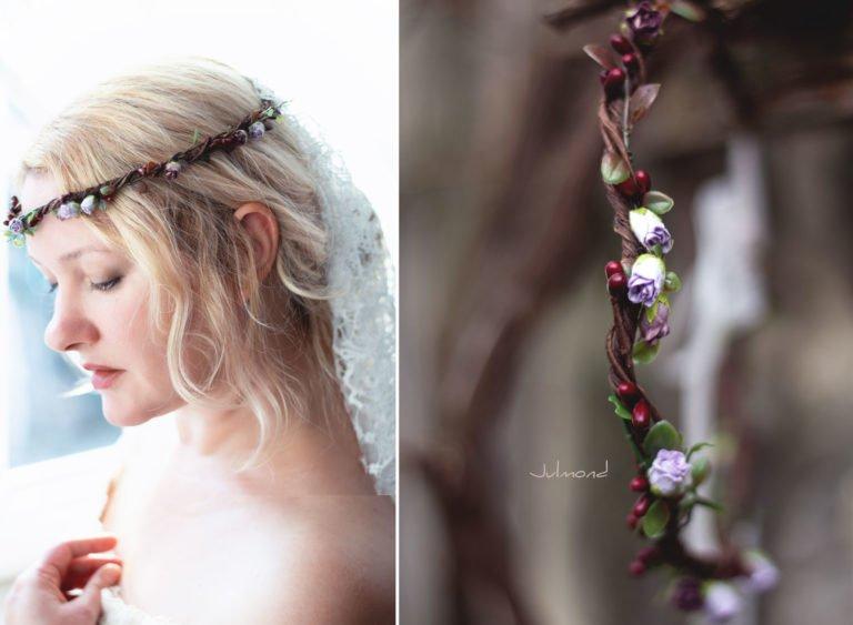 Lenia Haarscmuck Hochzeit Haarband Blumen-12