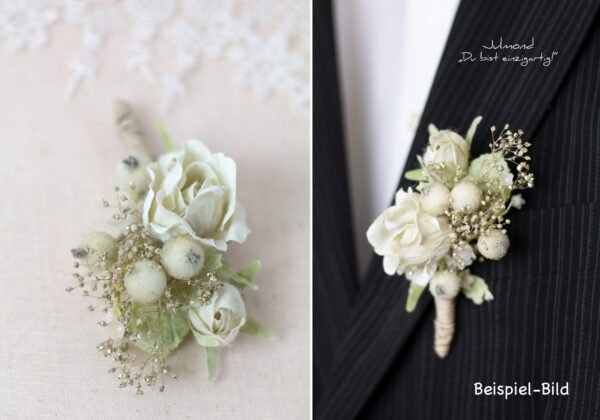 Lio Anstecker Braeutigam Blumen-06