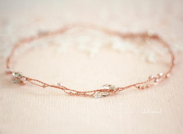 Lioba Haarschmuck Elfenkrone Diadem Perlen Haarband-04
