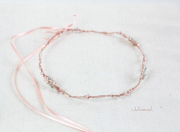 Lioba Haarschmuck Elfenkrone Diadem Perlen Haarband-06