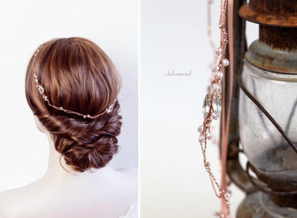 Lioba Haarschmuck Elfenkrone Diadem Perlen Haarband-07
