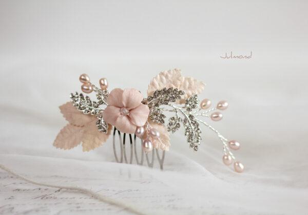 Lisa Haarschmuck Braut Blush-02