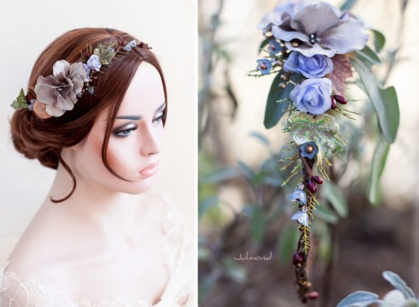 Mailin Diadem Perlen Hochzeit Haarschmuck-01