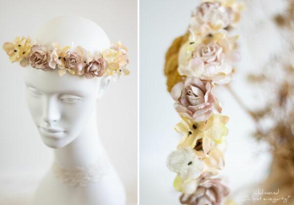 Maja Haarband Blumen Hochzeit-02