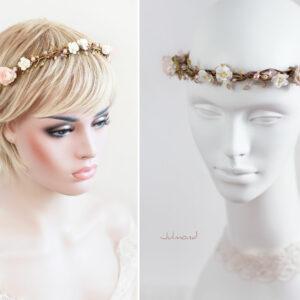 Nelda Haarband Blumen Perlen Braut Haarschmuck-05
