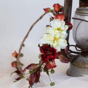 Robina Hochzeitskranz Blumen-13