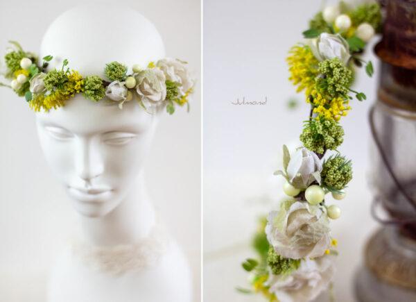 Ronka Haarkranz Blumen Braut-02