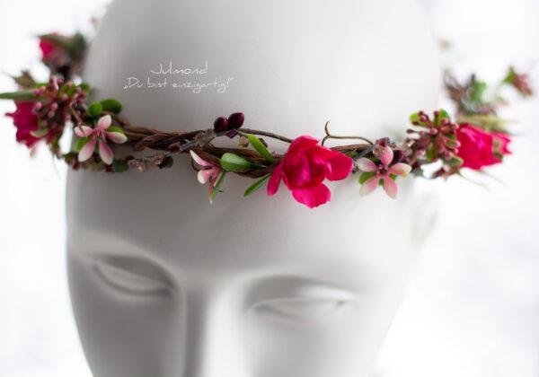 Ronka Haarkranz Blumen Braut-03