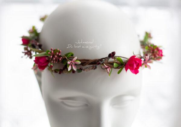 Ronka Haarkranz Blumen Braut-05