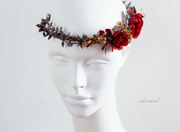 Rouge Haarband Haarbluete-12