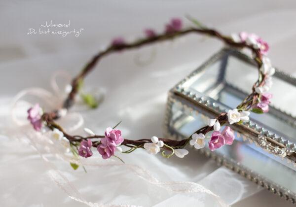 Sarja Haarband Blumen Braut-01