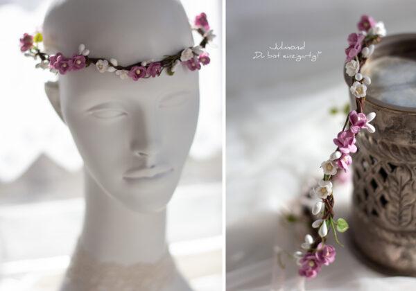 Sarja Haarband Blumen Braut-03