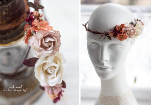 Skara Haarkranz Blumen Hochzeit-05