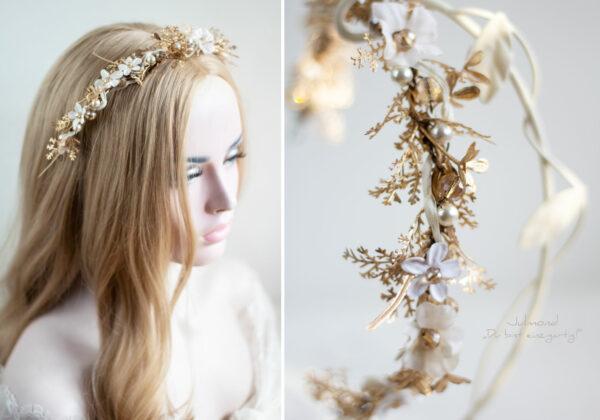 Valentina Haarschmuck Braut Gold-03
